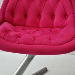 Pink Swivel Chair Marble Patio Table And Chairs At 1stdibs