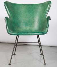 Luther Conover - Pair of Arm Chairs For Sale at 1stdibs