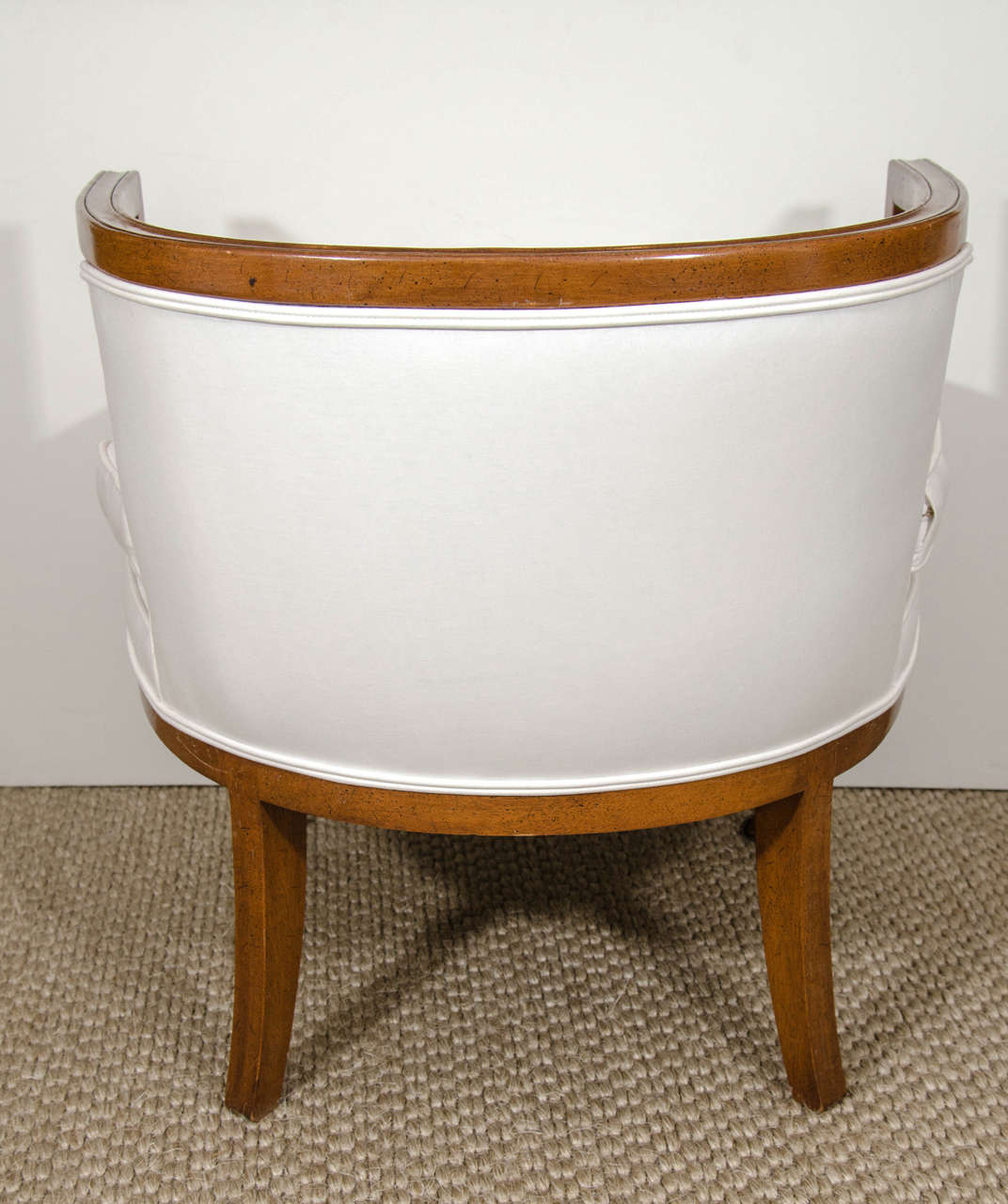 barrel back chair covers ikea vintage for sale at 1stdibs