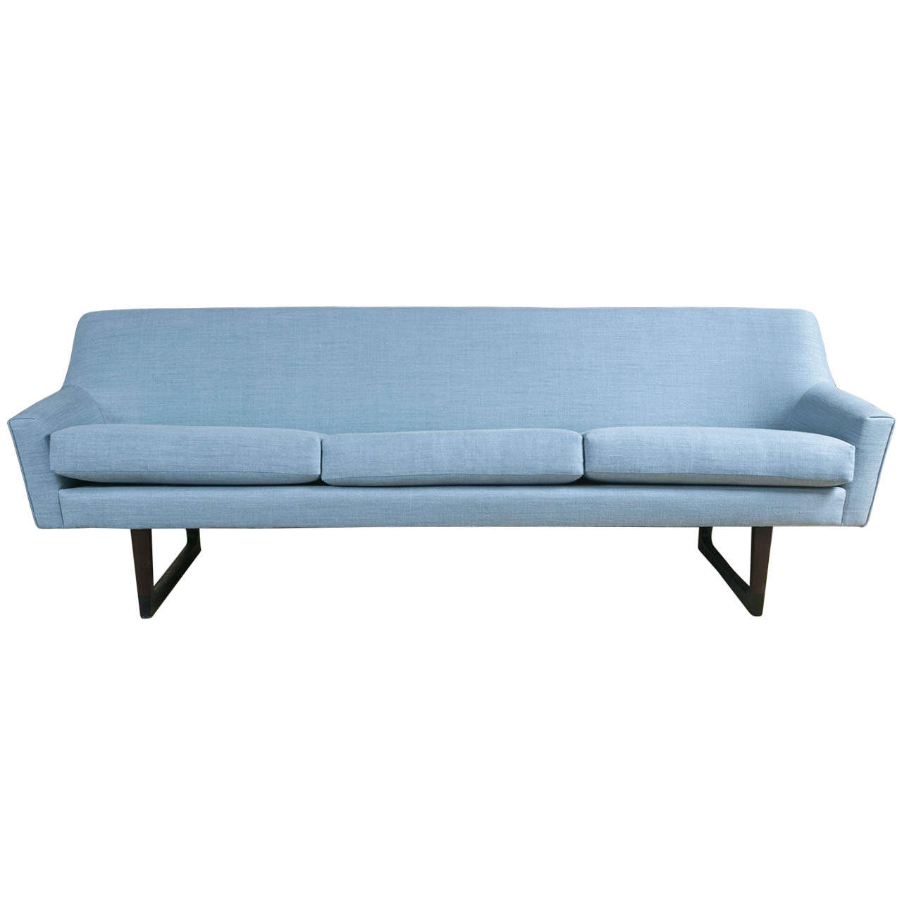 Midcentury Danish Modern Sofa at 1stdibs