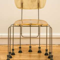 Boondocks Steel Chair Effect Lift Rental Broadway By Gaetano Pesce Italy 1992 At 1stdibs
