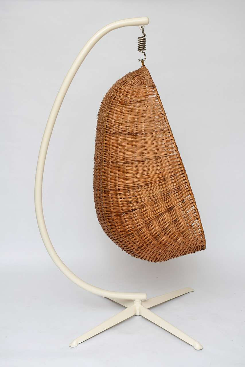 Wicker Egg Chairs For Sale Hanging Wicker Egg Chair