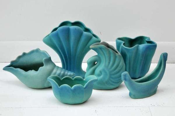 Authentic Van Briggle Pottery Vase 1stdibs