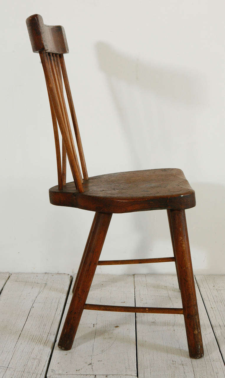 windsor back chairs for sale rocking chair runners early american bent spindle at 1stdibs