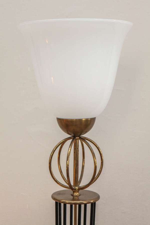 French Art Deco Torchiere 1stdibs