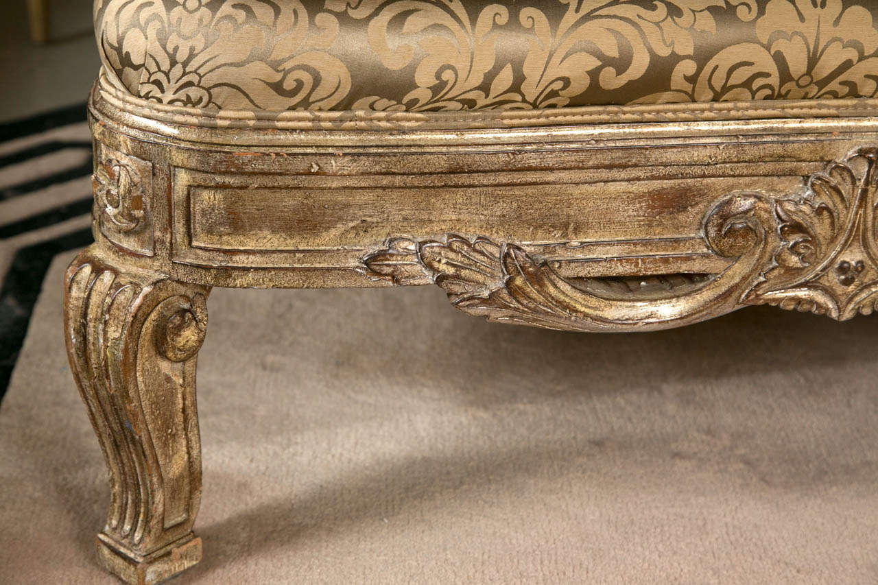 french style sofas for sale kid proof palatial louis xv sofa or daybed at 1stdibs