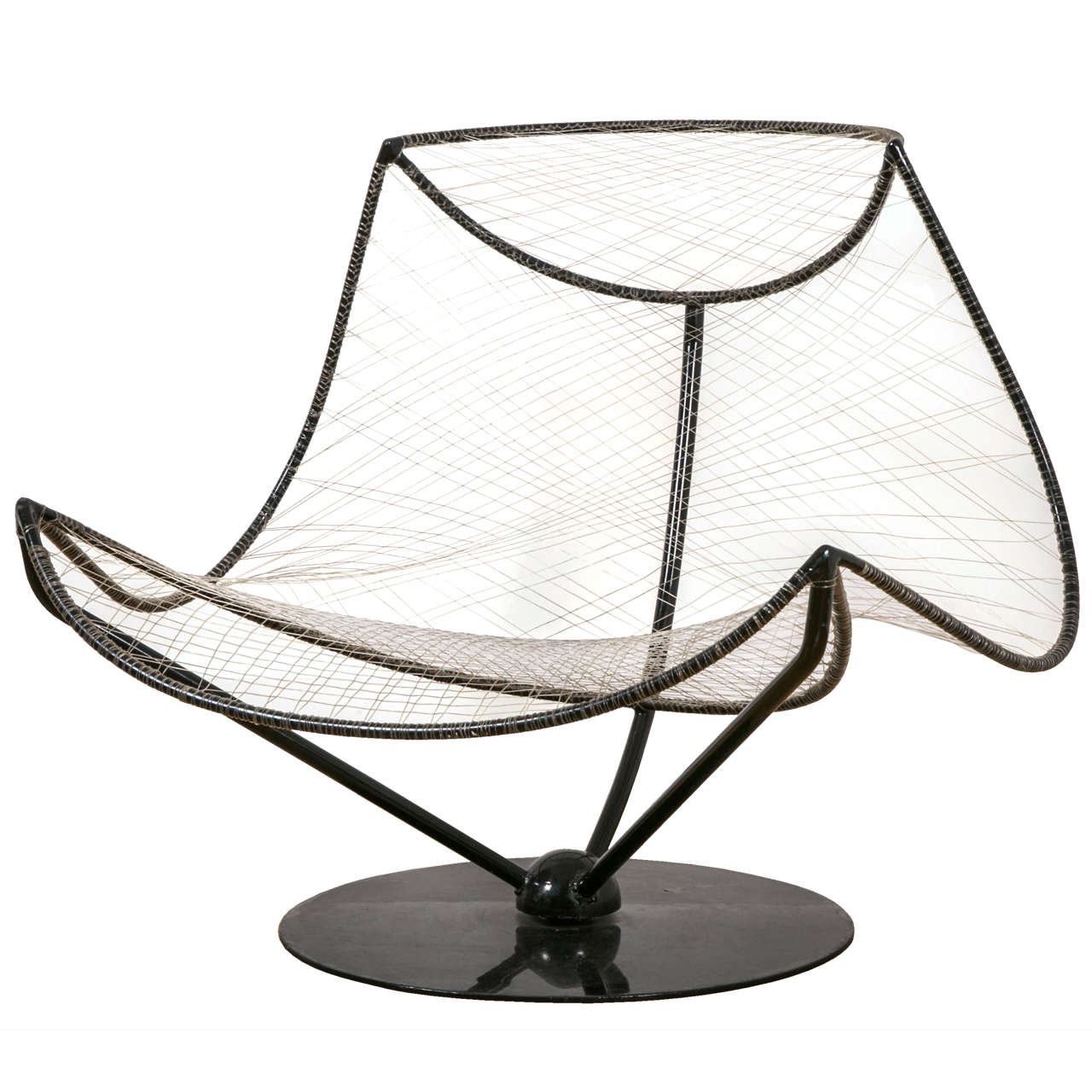 String Chair String Chair By Conti Forlani And Grassi For Paoli