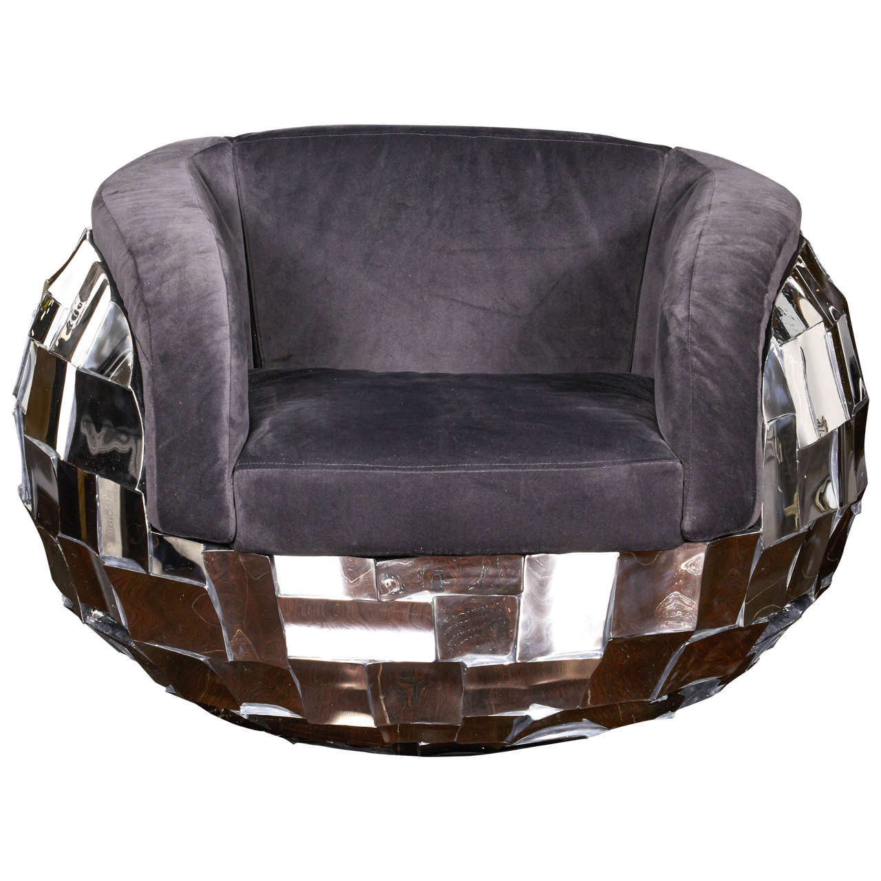 cool chairs for sale outdoor chair covers walmart unique patchwork metal at 1stdibs