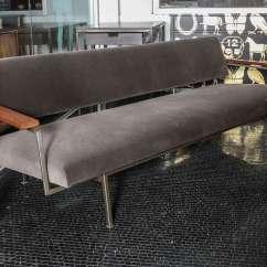 De Sede Sleeper Sofa Arm Covers Black Vintage Rare Martin Visser Daybed At 1stdibs