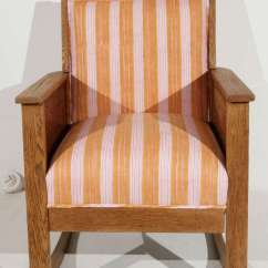 Craftsman Style Chairs Potty Chair Reviews Late 19th Century American Mission Oak