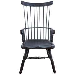 High Backed Throne Chair Stop Chairs From Sliding On Wood Floors Back Windsor At 1stdibs
