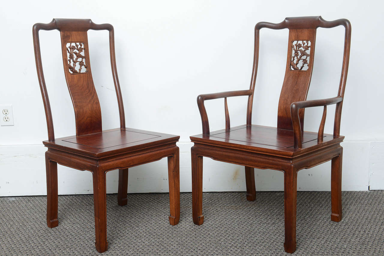asian style dining chairs comfortable high chair inspired lk35  advancedmassagebysara