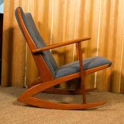 George Jones Rocking Chair Folding Kitchen Table And Chairs Argos Georg Jensen Rocker At 1stdibs