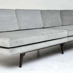 Armless Sofas Reupholster Sofa Cost Singapore Dunbar Edward Wormley At 1stdibs For Sale 1