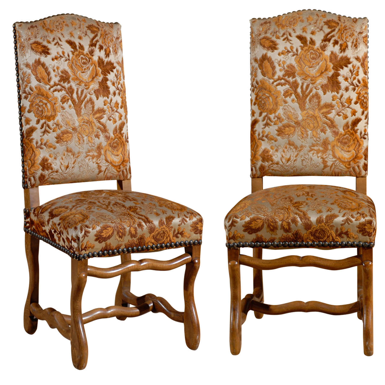French Dining Chairs Set Of 8 Country French Dining Chairs At 1stdibs