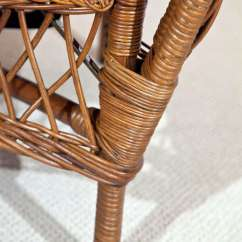 Ficks Reed Chair Party Covers Amazon Antique Wicker Set At 1stdibs