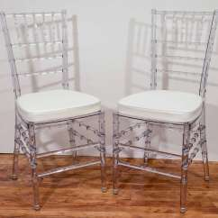 Acrylic Chairs With Cushions Folding Chair Types Set Of Eight Vintage Bamboo Motif At