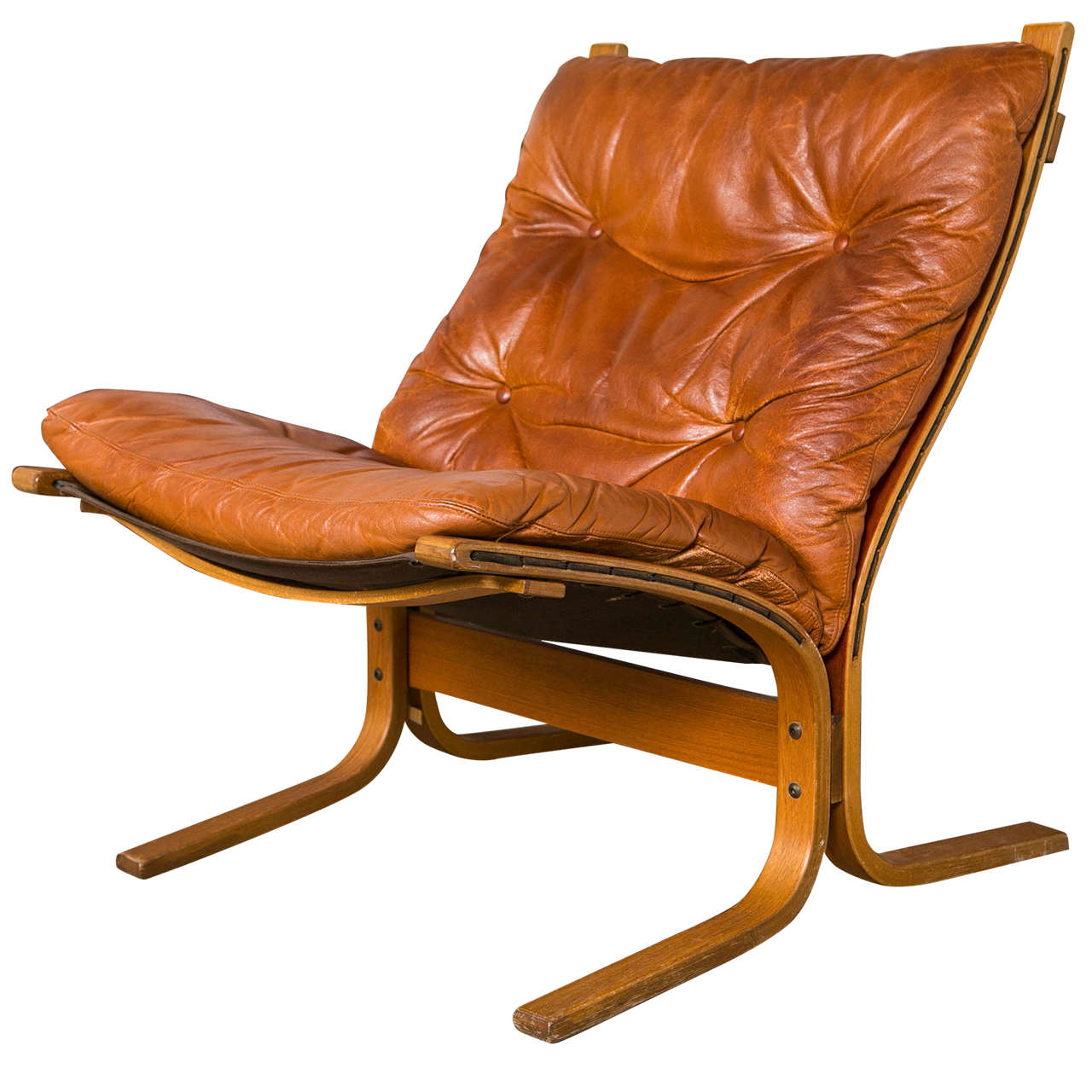 safari high chair oversized dining room covers ingmar relling leather siesta at 1stdibs