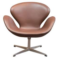 Arne Jacobsen Swan Chair Wing Dining At 1stdibs