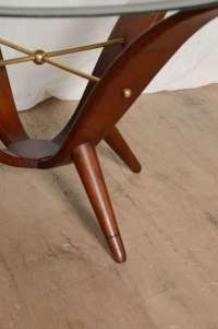 Italian Mid Century Occasional Table at 1stdibs