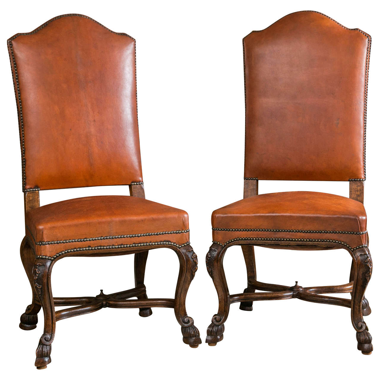 leather chairs for sale chicco polly high chair toys r us set of ten italian upholstered at