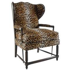 Zebra Print Chairs For Sale Chair 2 Month Old Wingback Frasesdeconquista