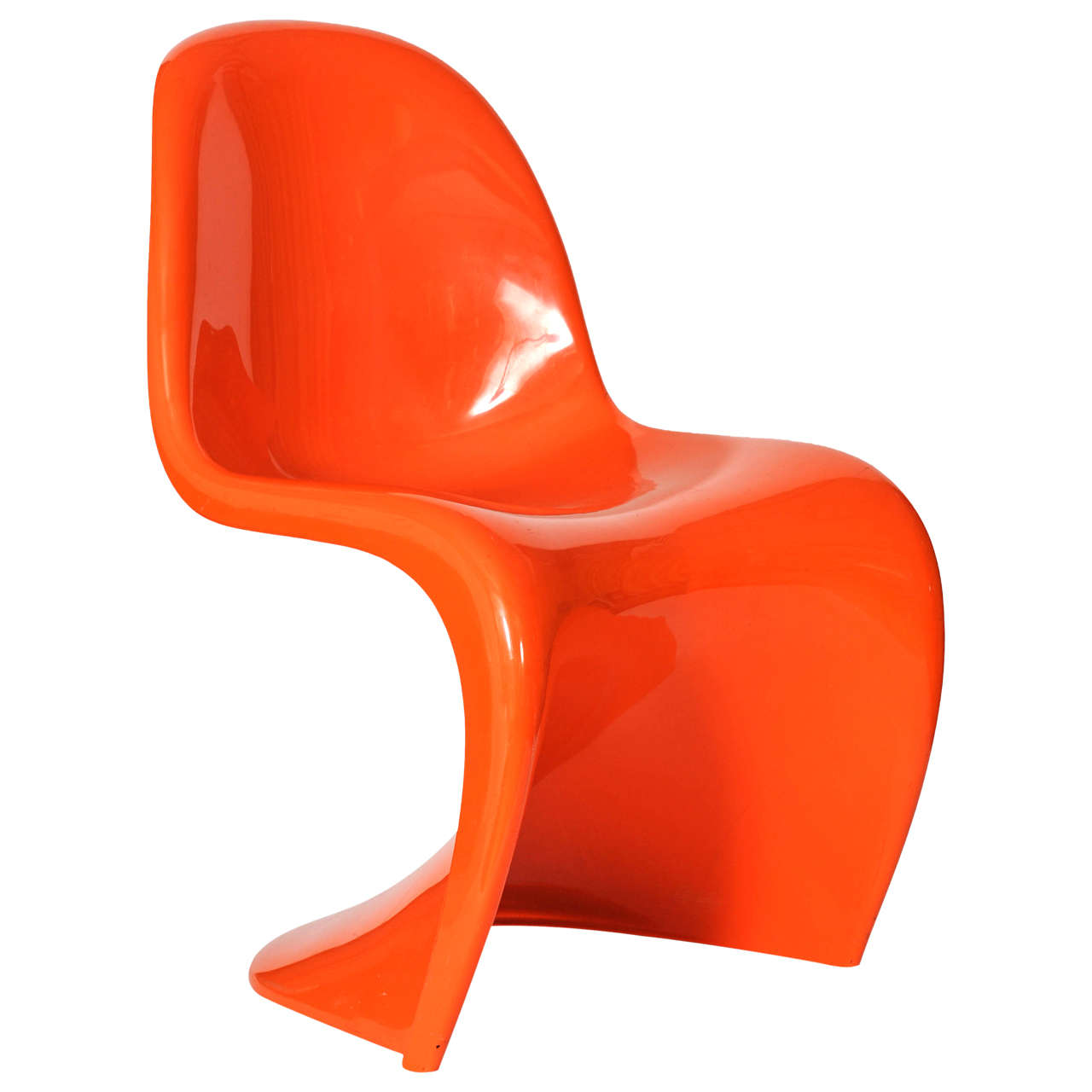 panton s chair tablecloths covers and sashes set of two original chairs for sale at 1stdibs