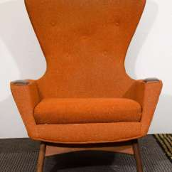 Age For High Chair Frank Gehry Cardboard Chairs Midcentury Back Wing By Adrian Pearsall At 1stdibs