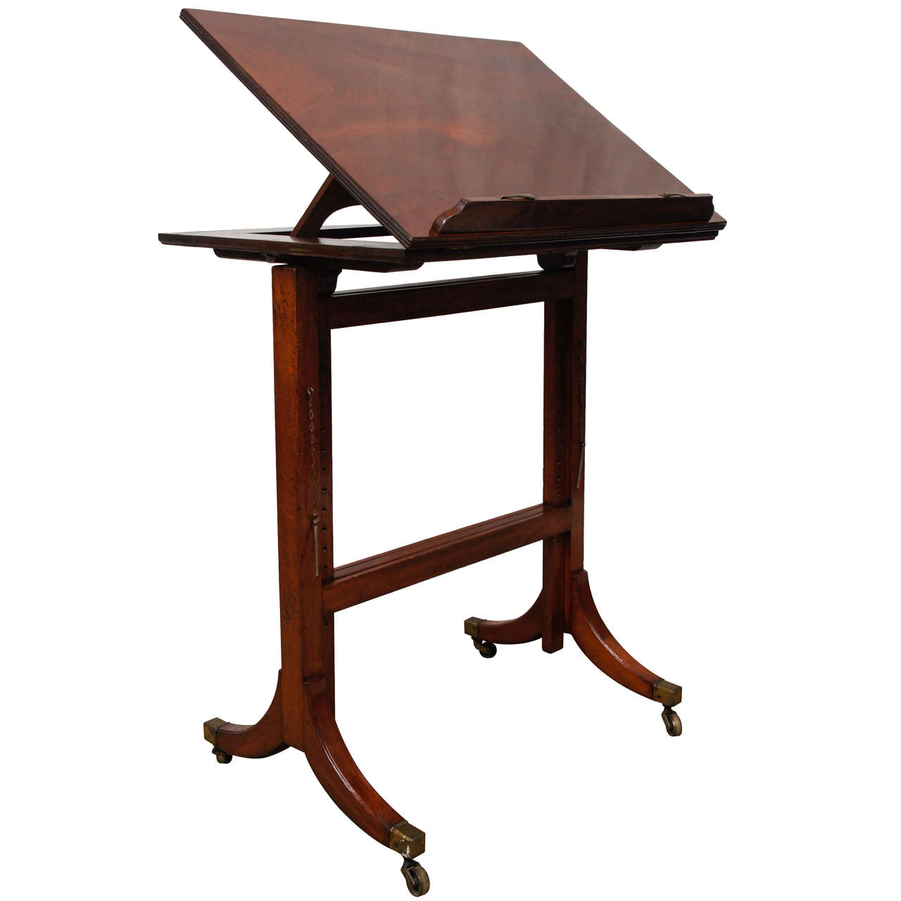 reading chair and table stand desk adjustable lecturn at 1stdibs