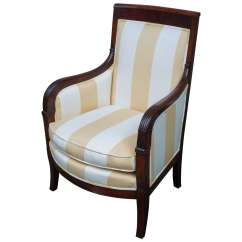 Bergere Chairs Poang Chair Covers Etsy Restoration For Sale At 1stdibs
