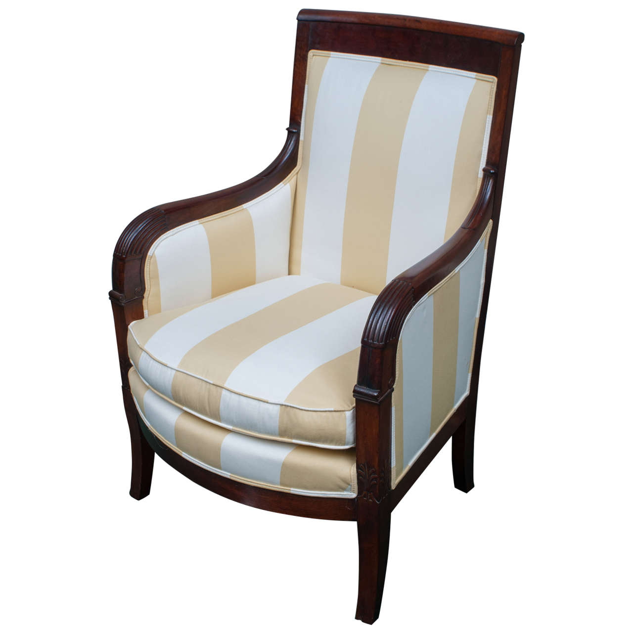 bergere chairs folding chair vancouver restoration for sale at 1stdibs
