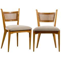 Cane Back Chairs For Sale How To Make A Bean Bag Chair Stellar Set Of 4 By Edmond Spence