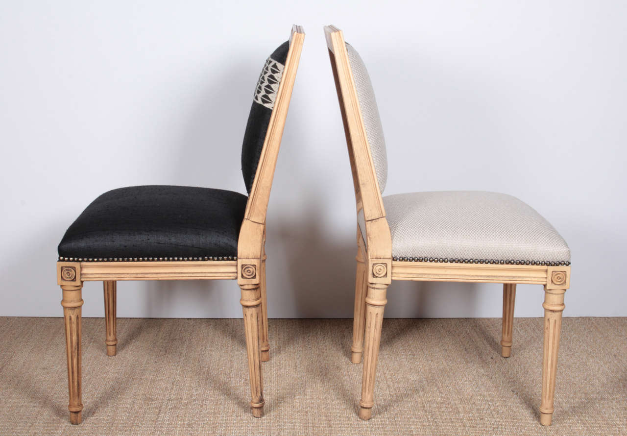 antony todd sofa renata leather sleeper collection louis xvi dining chairs at 1stdibs