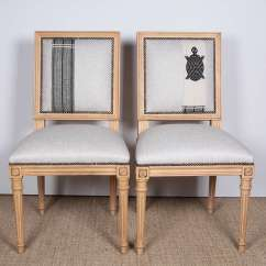 White Linen Chair Burlap Sashes Australia Antony Todd Collection Louis Xvi Dining Chairs
