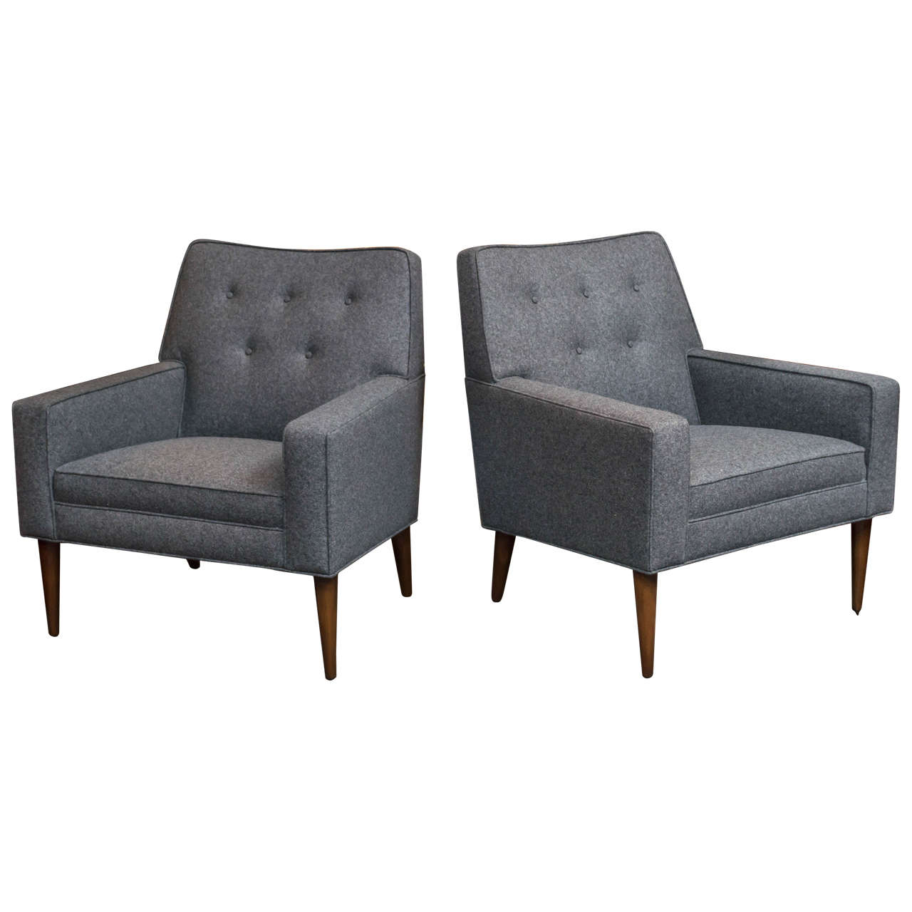 Modern Club Chairs Mid Century Modern Lounge Chairs At 1stdibs