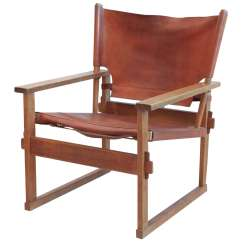 Leather Safari Chair Pretty Chairs Wedding Decoration And Venue Styling Wood Style At 1stdibs