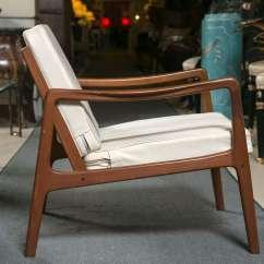 Teak Lounge Chair Cheap Recliner Chairs Under 100 Ole Wanscher Mid Century By John Stuart Sleek Modern