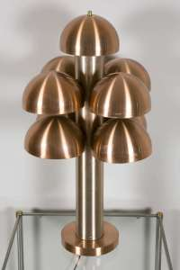 "Rare ""Cantharelle"" Lamp by Raak at 1stdibs"
