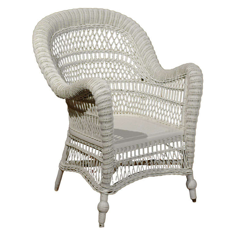 wicker chair for sale chairs under 50 heywood wakefield at 1stdibs