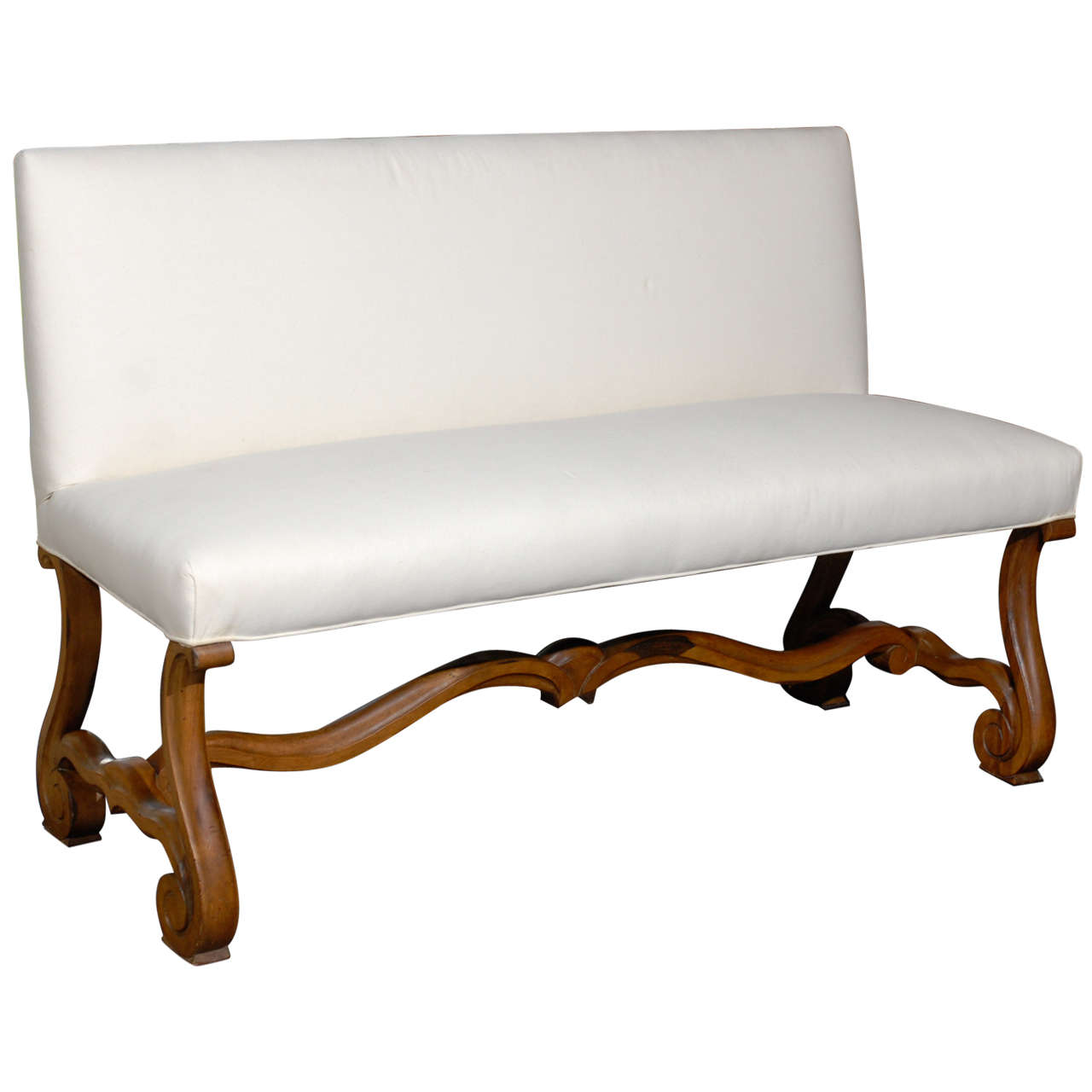 High Back Settee For Dining