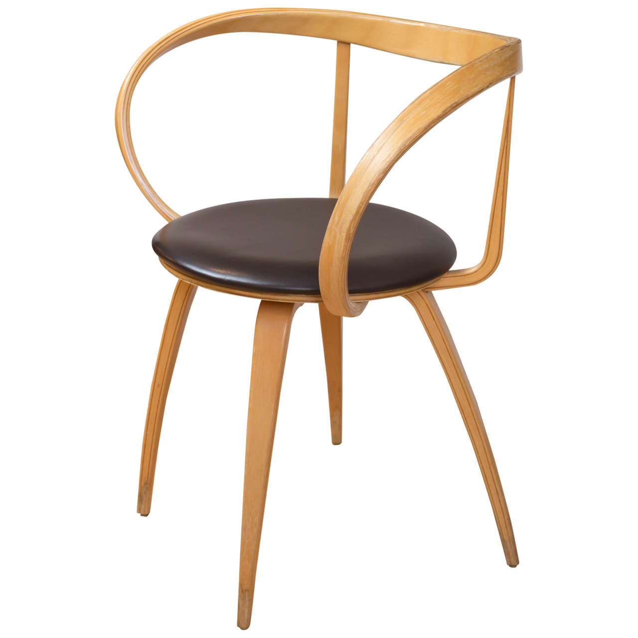 Pretzel Chair George Nelson Pair Of Pretzel Chairs For Sale At 1stdibs