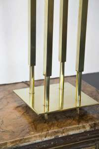 Tommi Parzinger Style Table Lamp at 1stdibs
