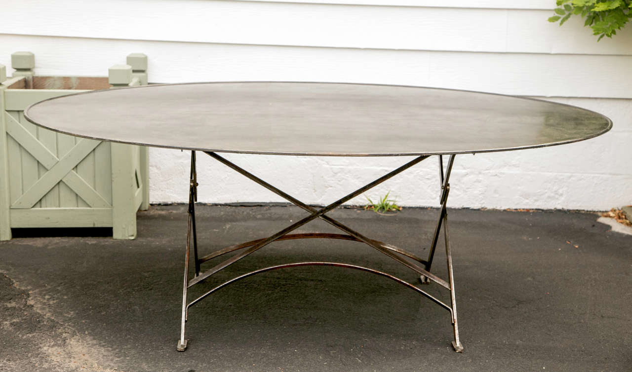Iron Patio Tables Extendable