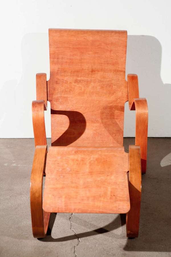 Marcel Breuer Long Chair at 1stdibs