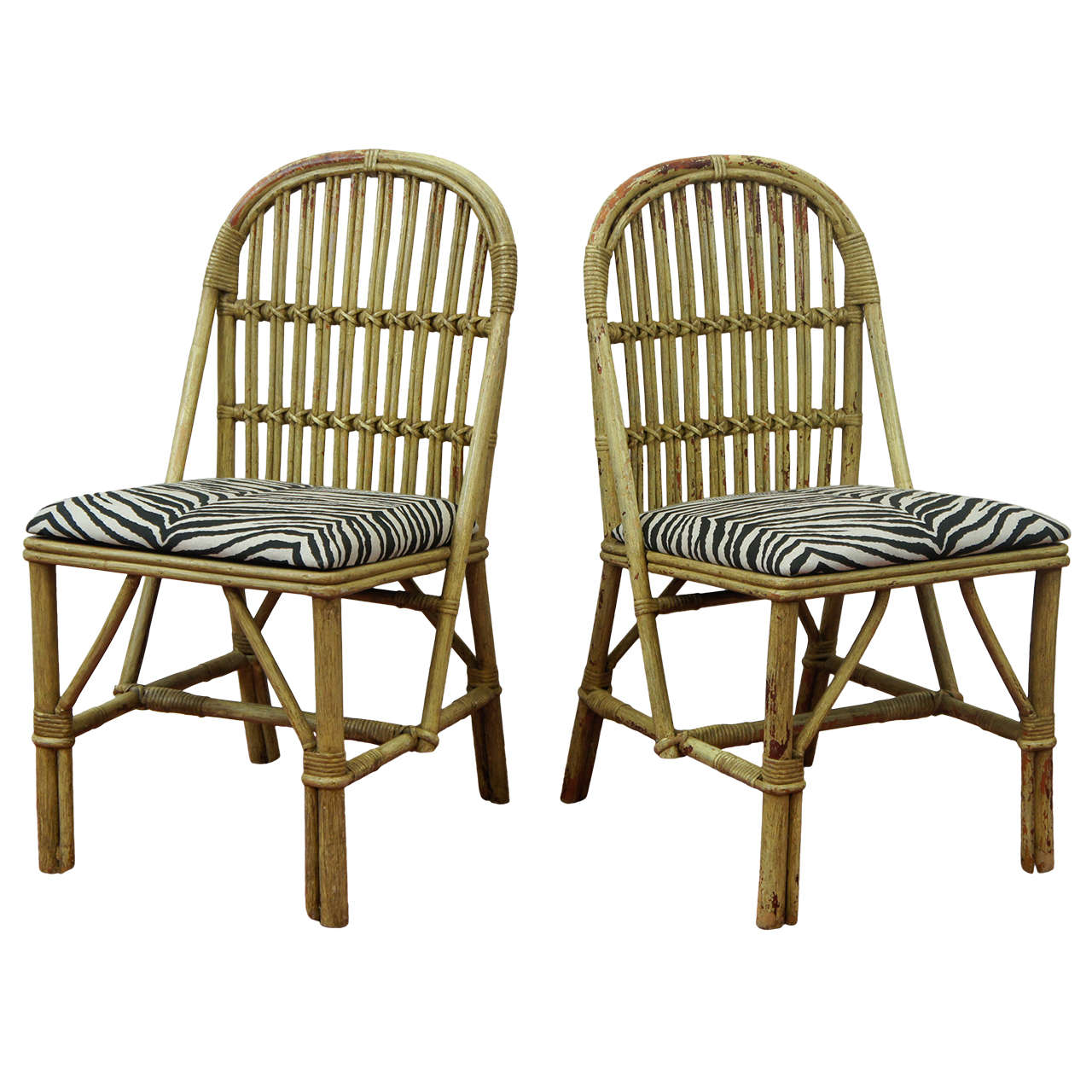 bamboo chairs for sale slim spaces high chair bentwood at 1stdibs