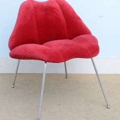 Pop Up Recliner Chairs Graco Baby Swing Chair Pair Of Modern Lips Fun At 1stdibs