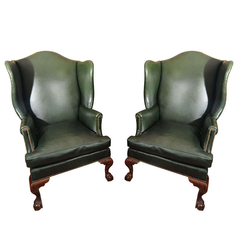 wing chairs on sale swing chair tent 19th century english chippendale for at 1stdibs