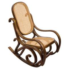 Bent Wood Rocking Chair Bedroom Couch Midcentury Child S Bentwood For Sale At 1stdibs