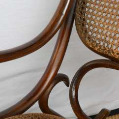 1920s Rocking Chair Swivel No Casters Vintage Thonet Bentwood At 1stdibs