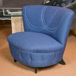Oversized Upholstered Chair Royal Rental Mid Century Gilbert Rhode At
